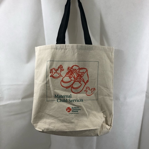 FREE Canvas Tote Bag: Maternal Child Services